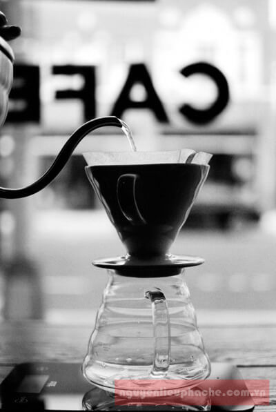 hướng dẫn pha chế cà phê take away 1