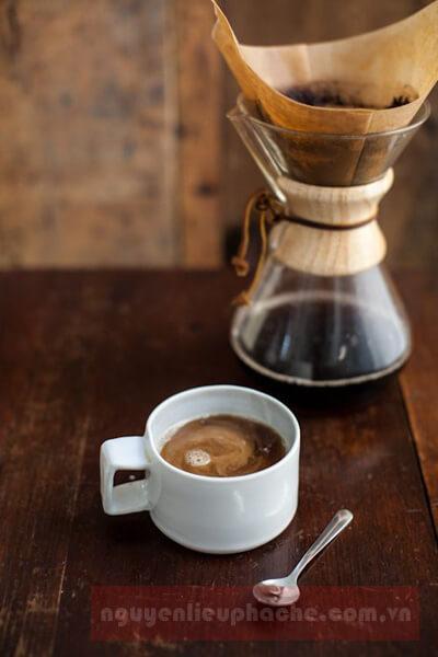hướng dẫn pha chế cà phê take away