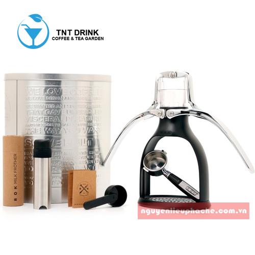 Máy pha cà phê nén bằng tay Rok espresso maker (Handle) 1