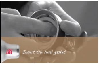Cách sử dụng bình xịt kem tươi Whip It 10