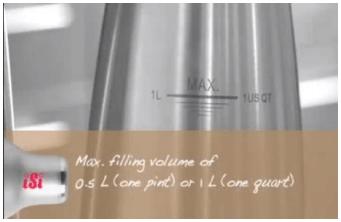 Cách sử dụng bình xịt kem tươi whip It 2