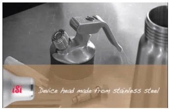 Cách sử dụng bình xịt kem tươi Whip It 3