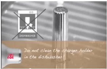 Cách sử dụng bình xịt kem tươi Whip It 9