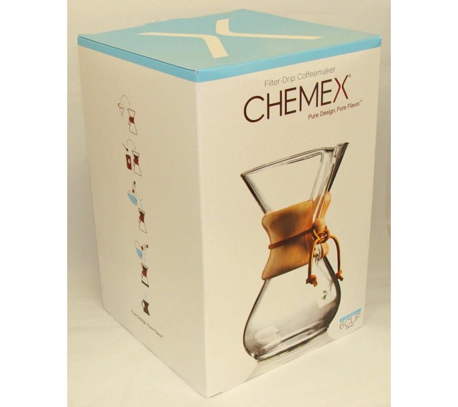 Bình thủy tinh chemex 6 cups 1