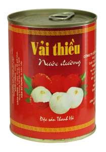Vải ngâm Việt Nam 1