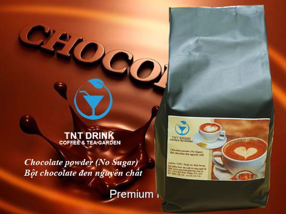 Bột chocolate nguyên chất TNT 4