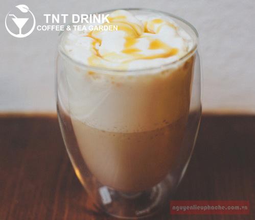 công thức pha chế caramel latte 2