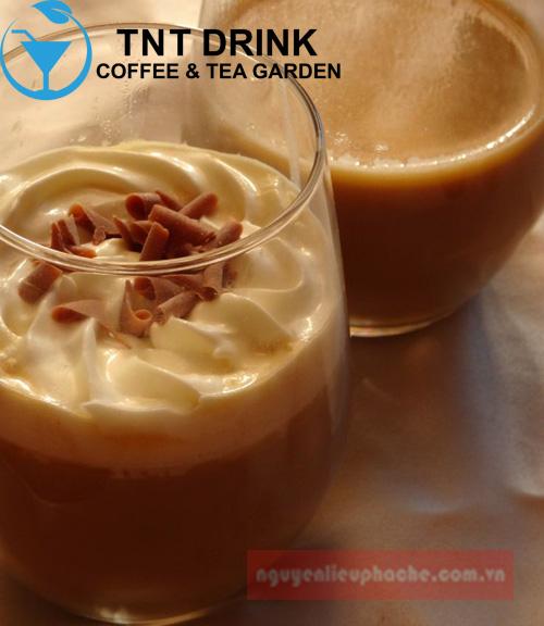 công thức pha chế caramel latte 3
