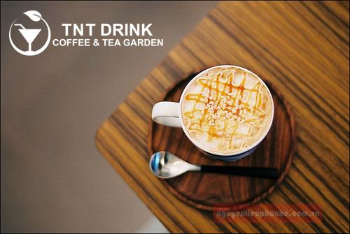 công thức pha chế caramel latte 1