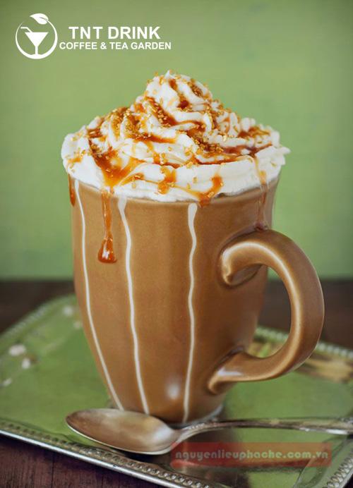 công thức pha chế caramel latte 4