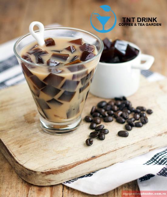 cách pha cà phê sữa đá ngon và lạ