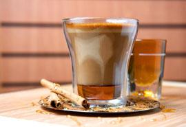 Miel Cafe sưởi ấm mùa lạnh