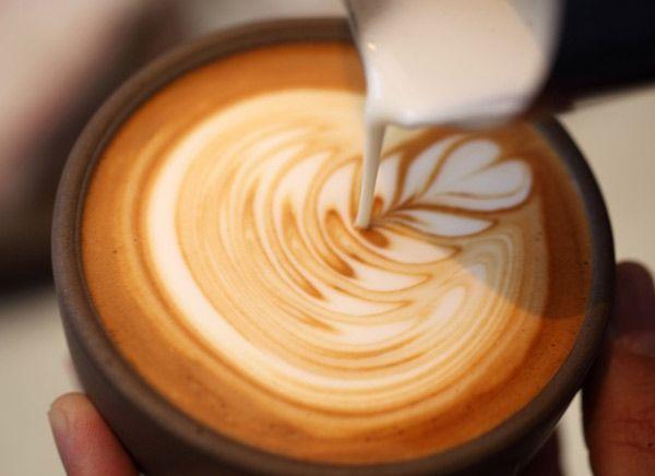 cách làm cà phê cappuchino