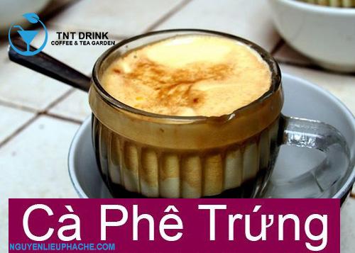 cà phê trứng ấm áp hà nội