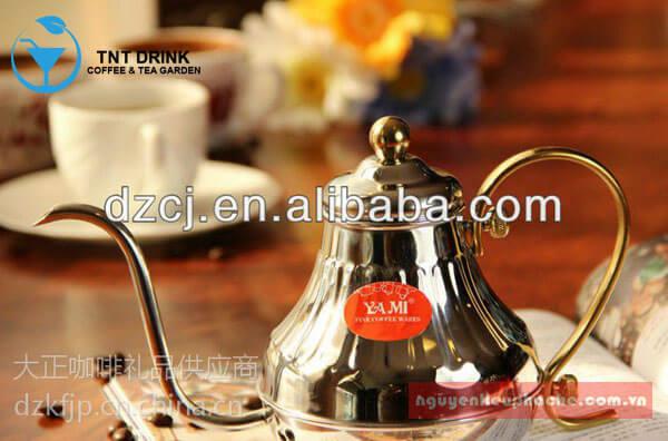 bình đun nước pha drip coffee