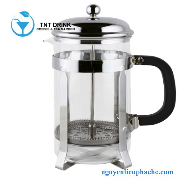 Bình pha cafe french press 800ml 1