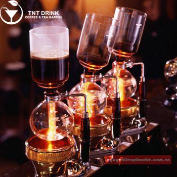 Bình pha cà phê syphon Hario 1