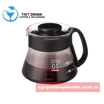 Bình chứa cafe v60 360ml 1