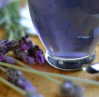 Syrup Hoa Oải Hương - Lavender 4