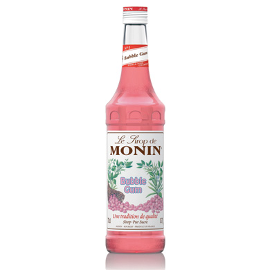 Syrup Monin Bubble Gum 1