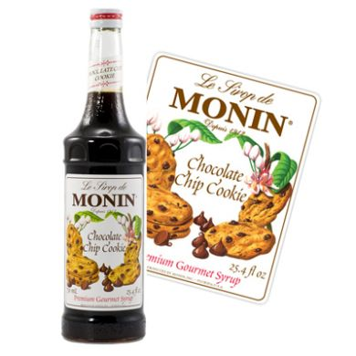 Syrup Monin Cookie 1