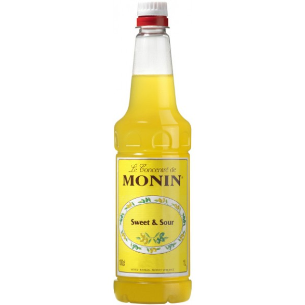 Syrup Monin Sweet & Sour 1