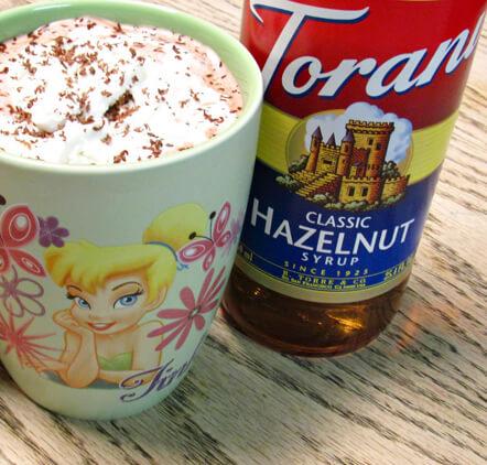 Sirup hạt dẻ (Hazelnut-syrup) 1