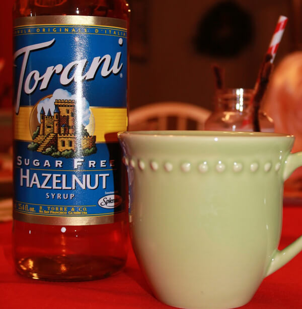 Sirup hạt dẻ (Hazelnut-syrup) 3