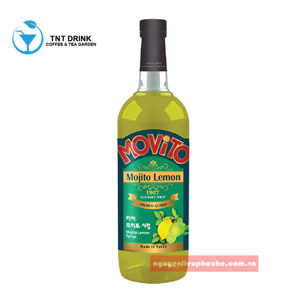 Syrup Movito Lemon (1L)