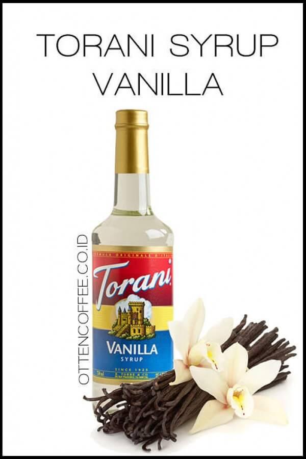 Sirup Vanilla Pháp 1