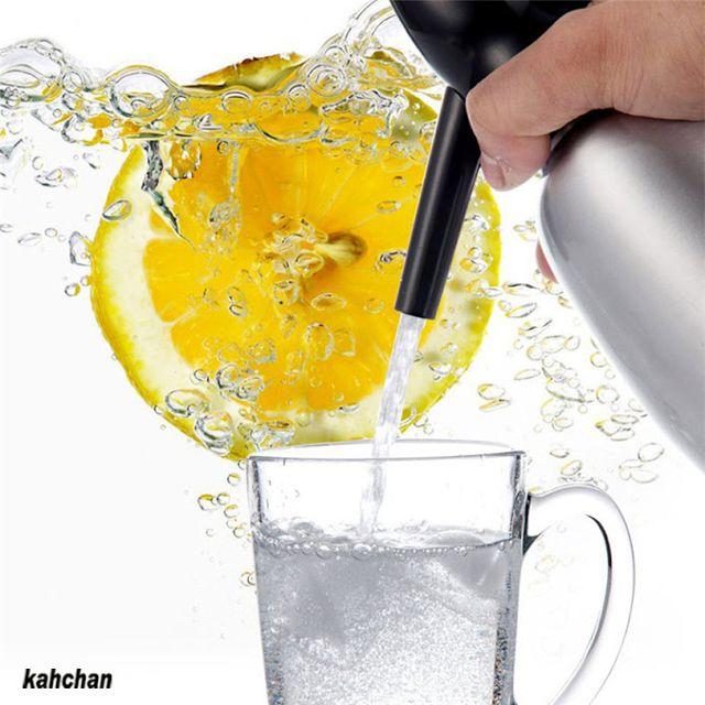 Bình làm soda KAHCHAN 1L 1