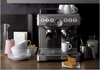 máy pha cafe breville