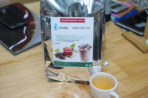 hồng trà chuyên cho trà sữa
