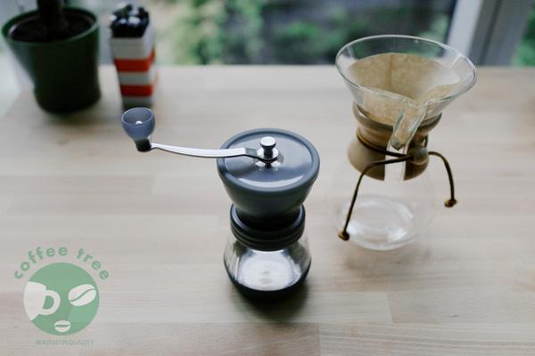 cối xay cafe sherton hario