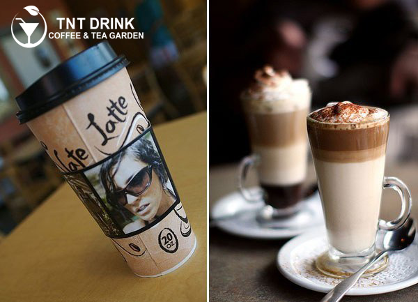 latte 4 tầng cực ngon