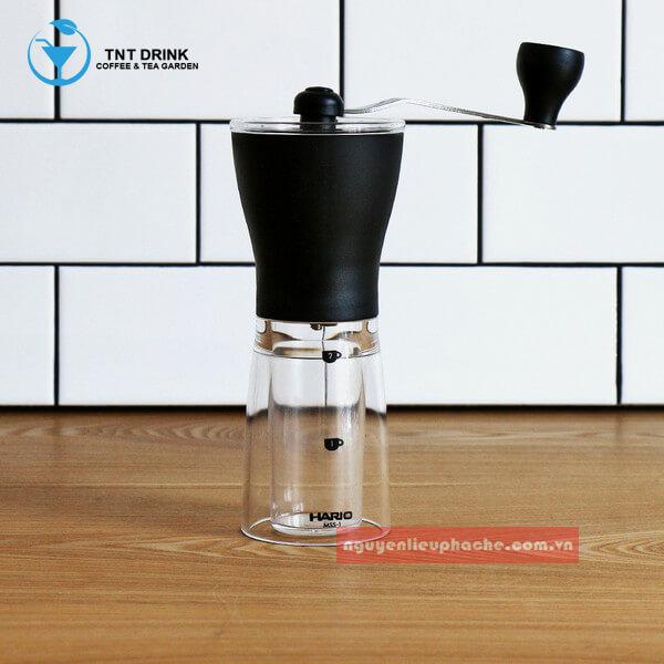 cối xay cafe bằng tay hario