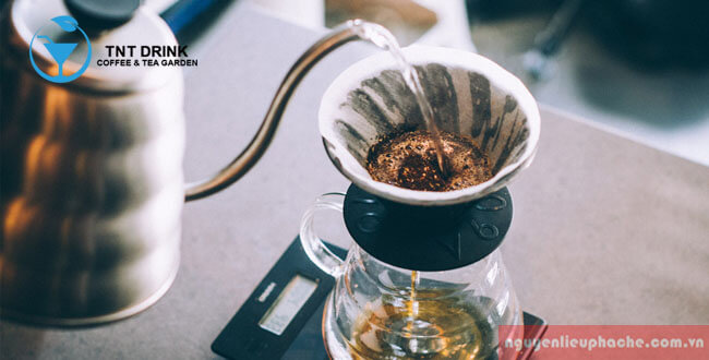 ấm pha cafe v60